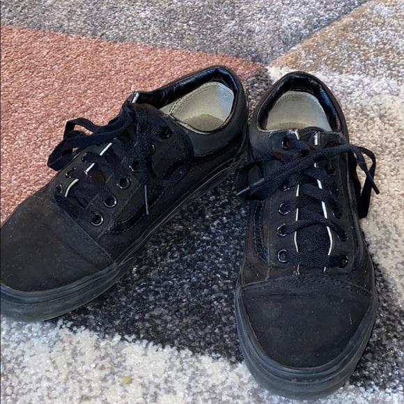 Vans Shoes | Boys Size 5 | Poshmark
